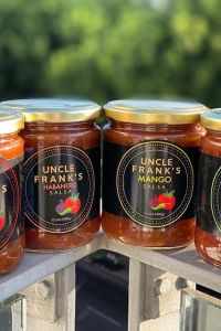 Uncle Frank's Salsa