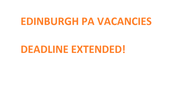 PA Vacancies ad header