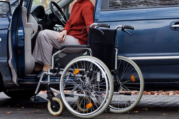 Driving from the wheelchair yields lessons for New Year