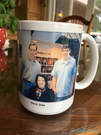 B. J. Surhoff, Becky Galli, Michael Phelps