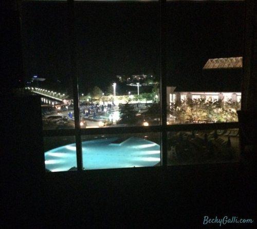 Vacation Night View