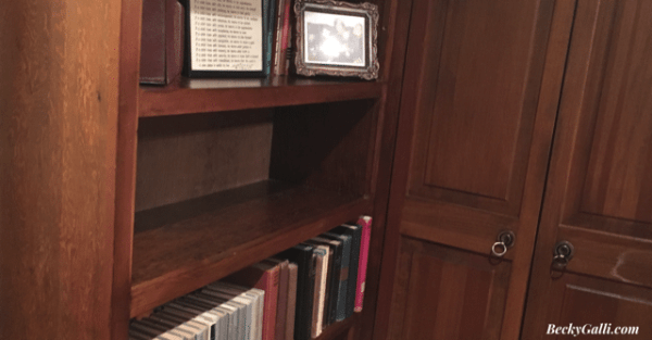 A New Discovery: The Power of an Empty Shelf