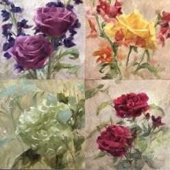 Paintings #13-#16