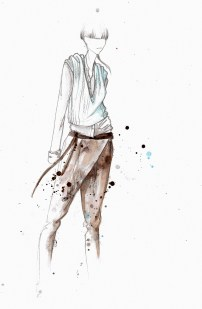 Illustration for Esther Perbandt Berlin y Rebecca Fuchs