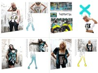 From Sketch to Clothing: Neopauvre Collection