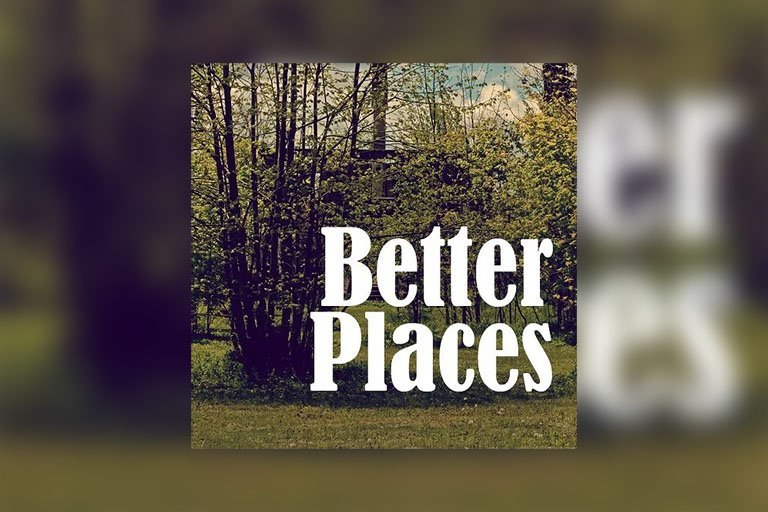 "Cover image for the short story, ""Better Places"" by Rebecca Jones-Howe"