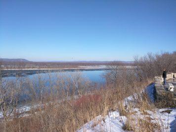 Birding - Lake Pepin MN/WI