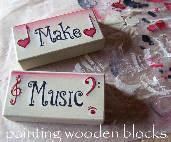 Acrylic Paint Craft