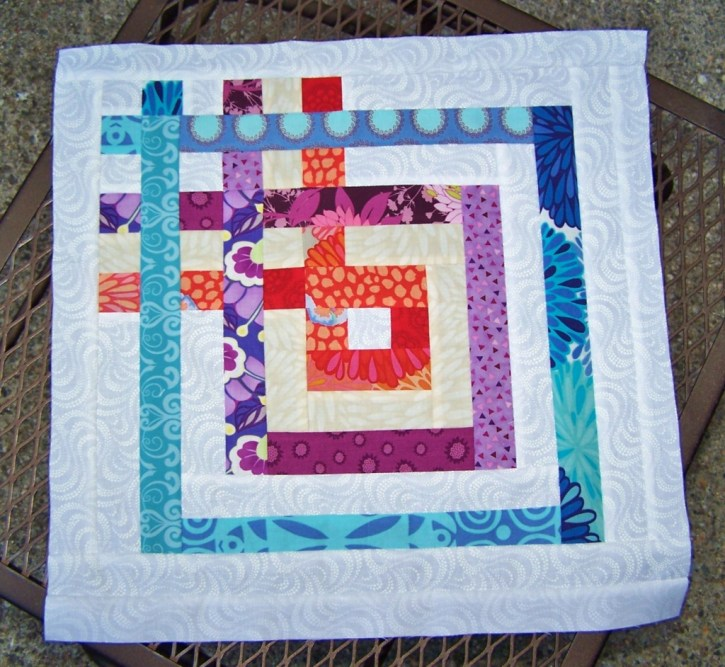 carpenters square quilt block tutorial