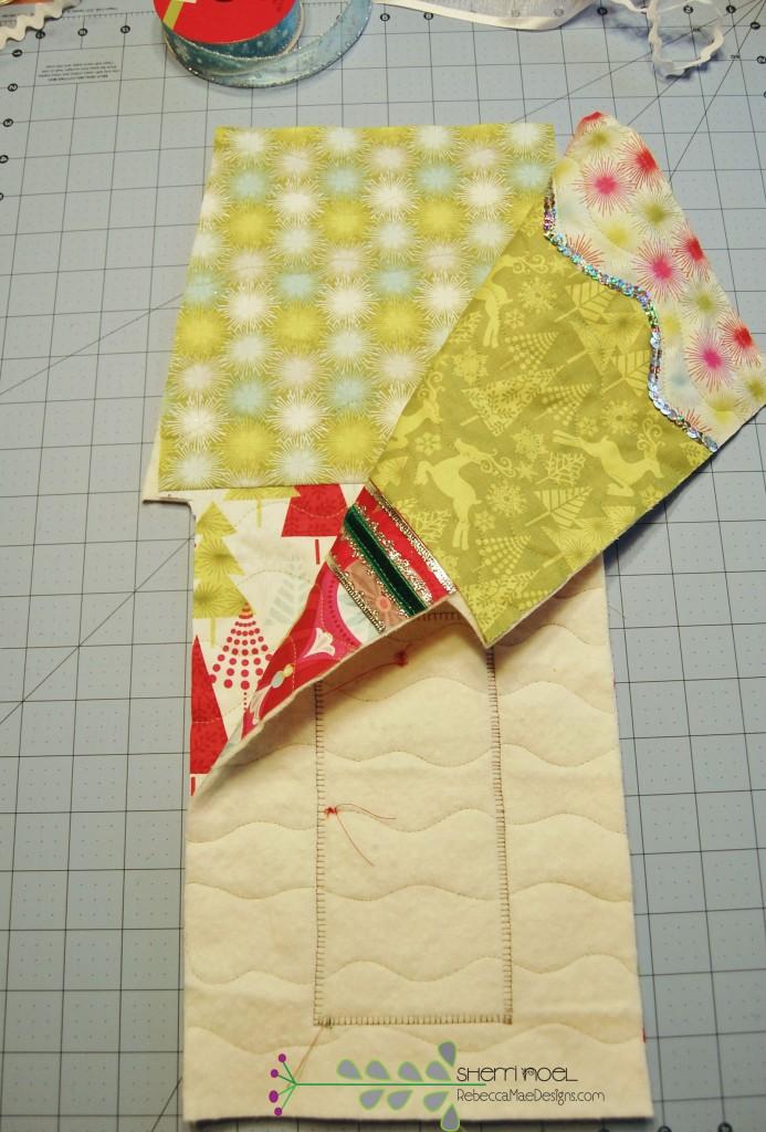 christmas pillows sewing tutorial