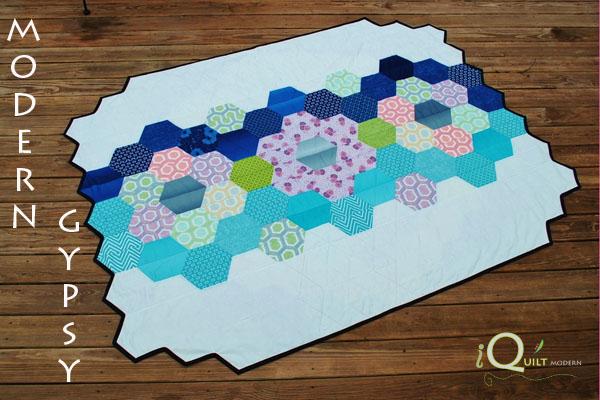 modern gypsy quilt pattern