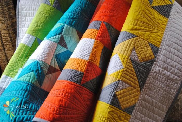 modern quilt pattern BOM