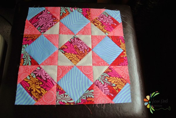 modern quilt block of the month pattern
