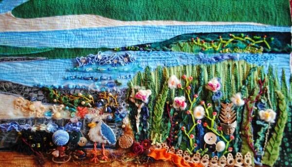 national seashore quilt