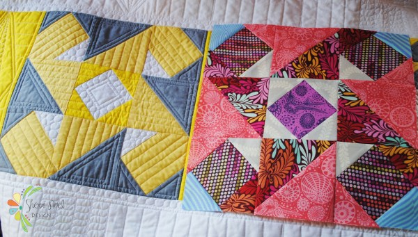 block 3 of month quilt