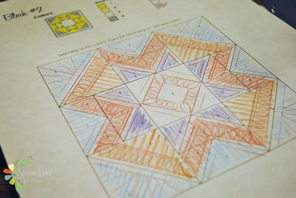 block 2 bom color diagram