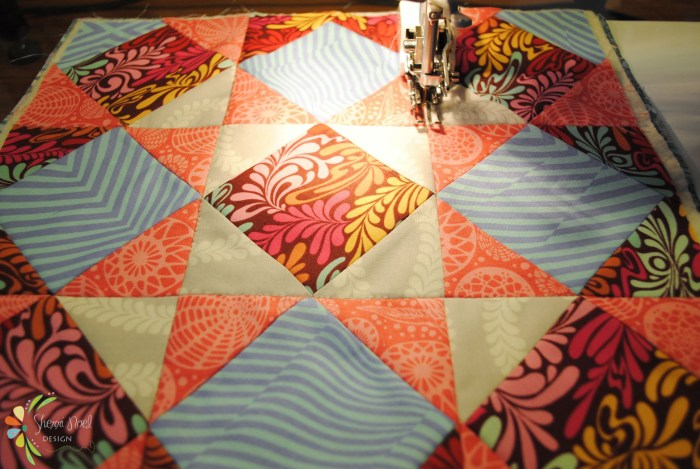 quilt block of the month