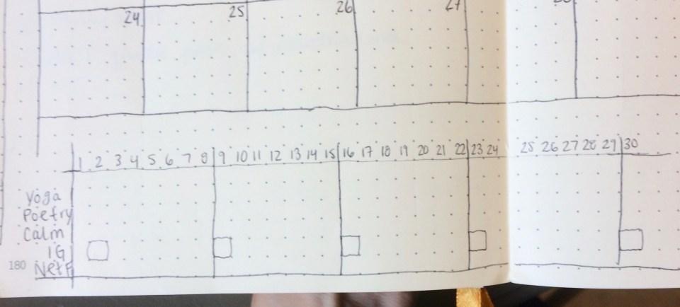 June-tracker-planner