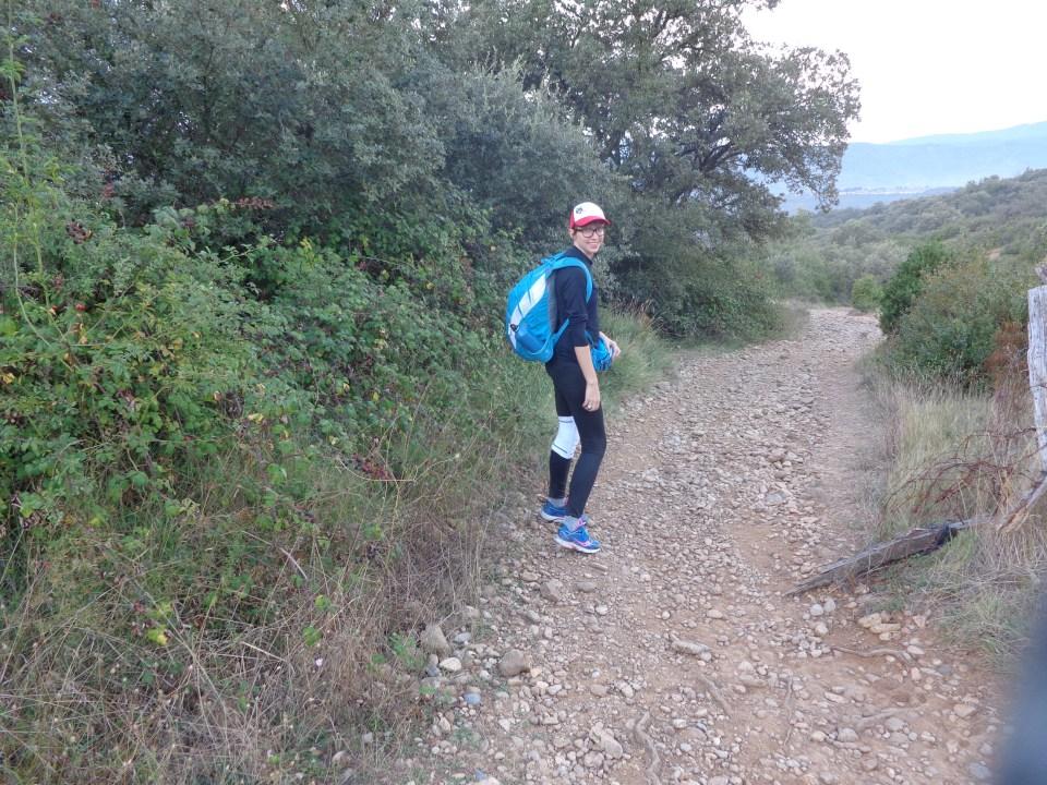 Rebecca Thering - Camino de Santiago