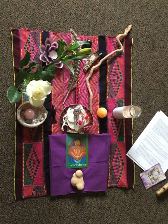 Soul Garden Altar