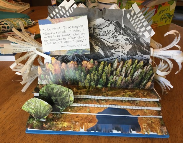 book art project front