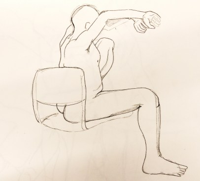 5 minute pose