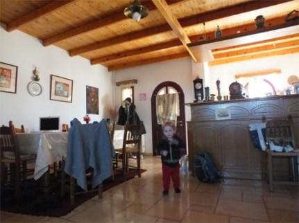 Bei Ragna zuhause / At Ragna's