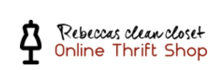 Rebeccas Clean Closet Online Thrift Shop