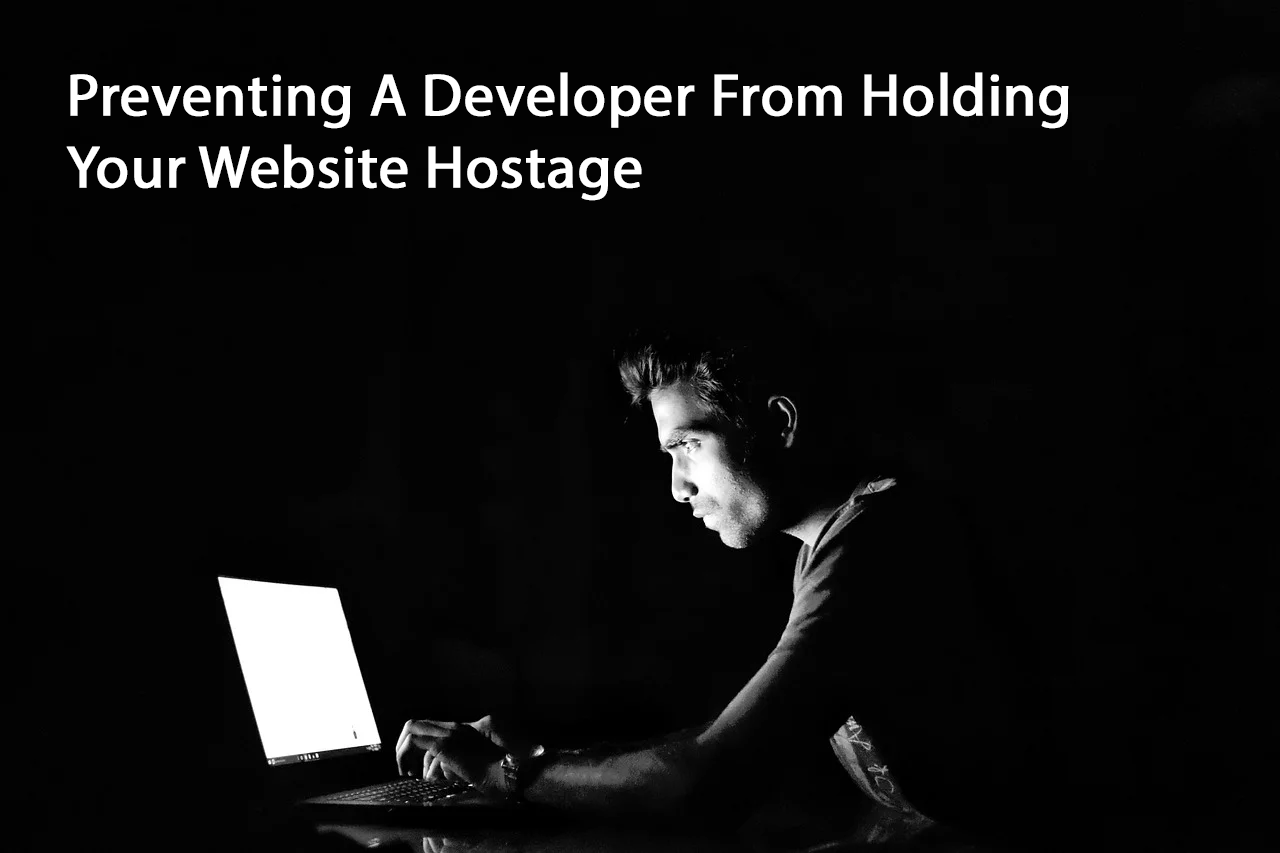 Prevent Developer from holding website hostage or hijacks
