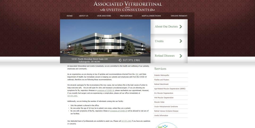 Associate Vitreo Old Site