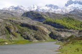 Hiking Around the Covadonga Lakes