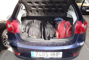 Packing – Always Taking Too Much?