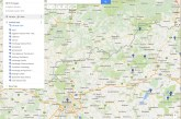 How to Take Your Google Map With You