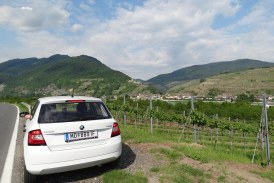An Abbey, a Ruin, and the Beautiful Wachau Valley