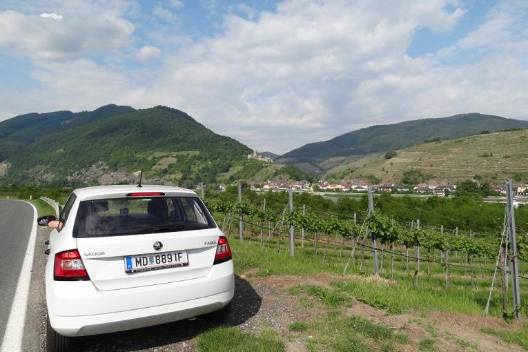 Wachau Valley drive