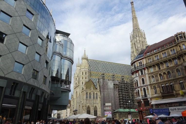Stephansplatz Vienna Austria
