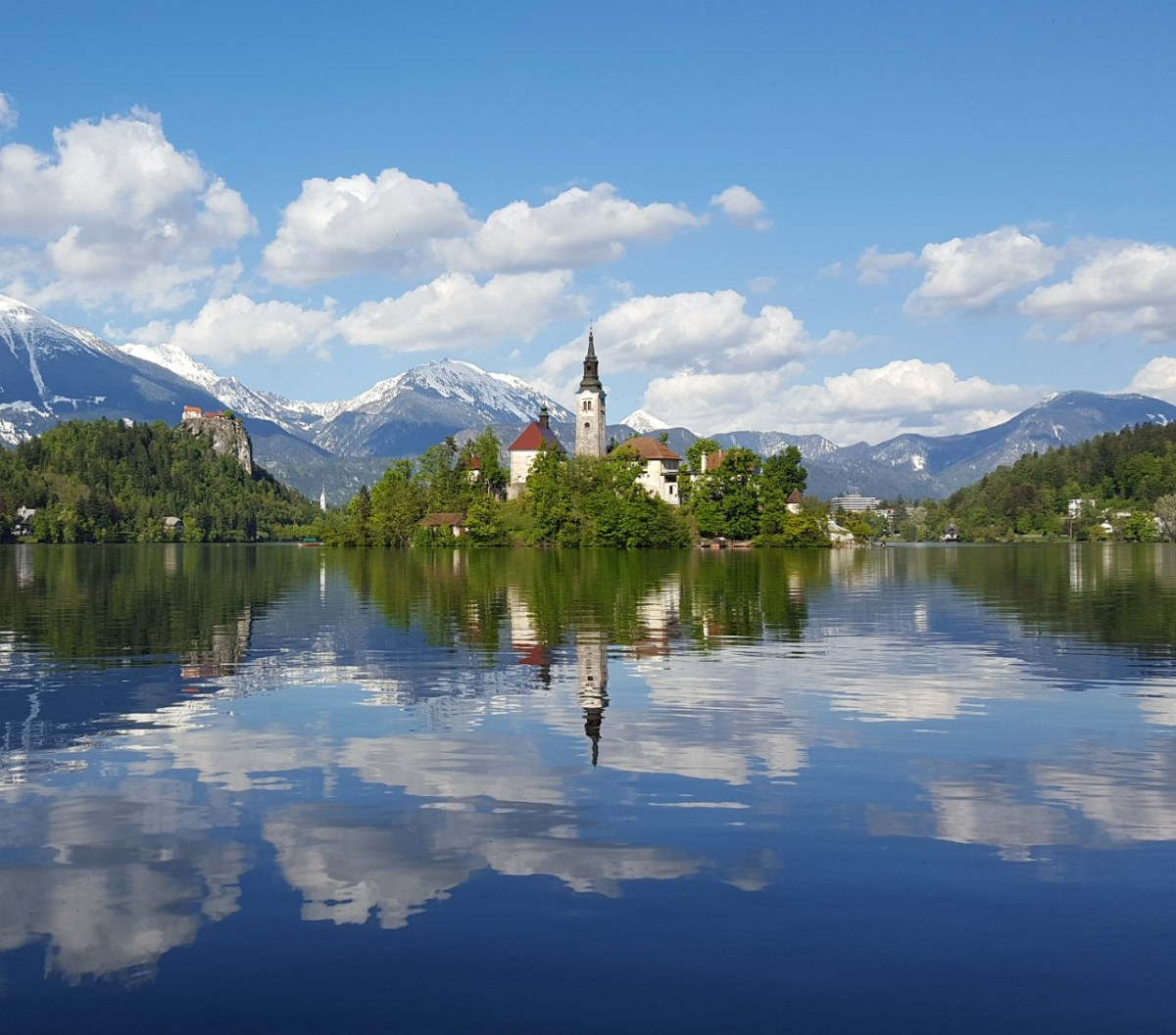 Beautiful Lake House Homes: 3 Nights In Beautiful Lake Bled