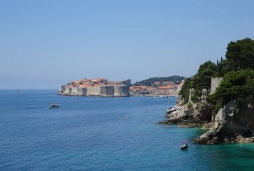 3 Nights in Beautiful Busy Dubrovnik