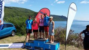 National Sprint Triathlon Championships - Kinloch 2016