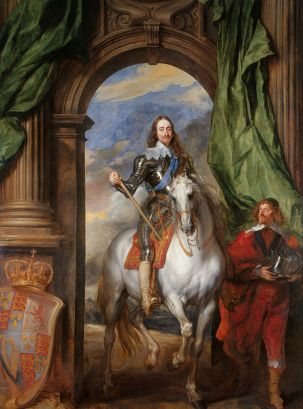 anthony_van_dyck_-_charles_i_1600-49_with_m-_de_st_antoine_-_google_art_project