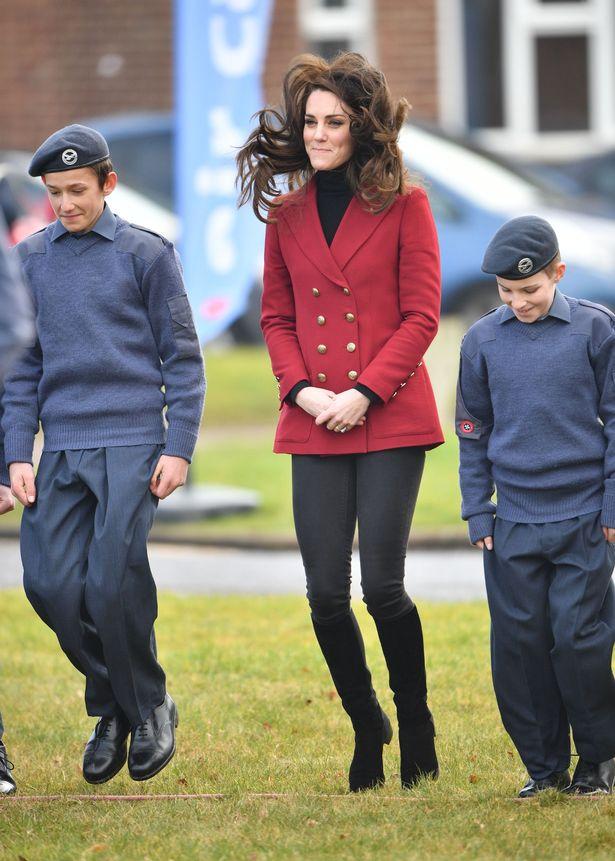 catherine-duchess-of-cambridge-visit-to-raf-base-cambridgeshire-uk-14-feb-2017