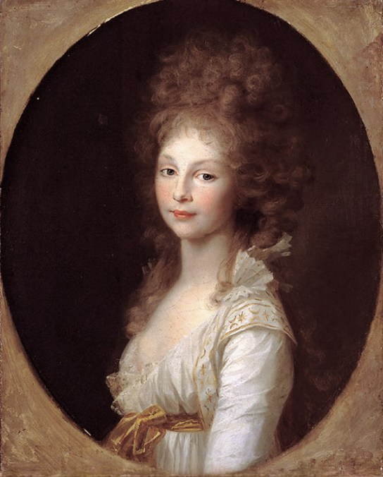 Prinzessin_Friederike_von_Preussen_by_Johann_Friedrich_August_Tischbein