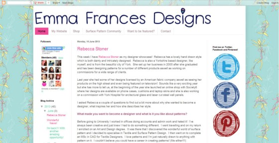 Emma Frances Designs
