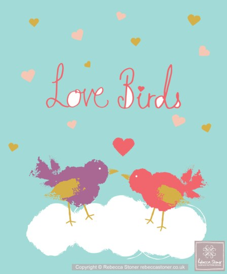 Love Birds © Rebecca Stoner www.rebeccastoner.co.uk
