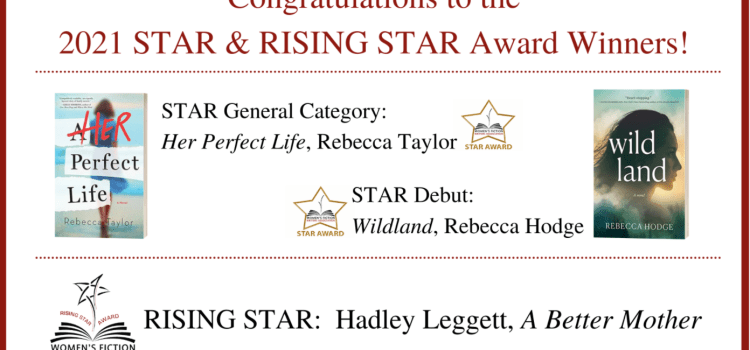 Her Perfect Life Won the Women's Fiction Writers Association STAR Award