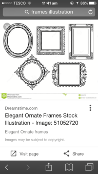 Inspiration for Frames