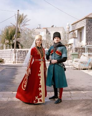 from 'Adiga: Circassians in Israel', James Arthur Allen's winning project for the first Rebecca Vassie Memorial Award.