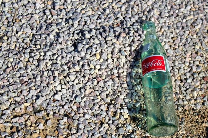 Coke on the Rocks