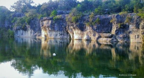 Texas Swimming Hole