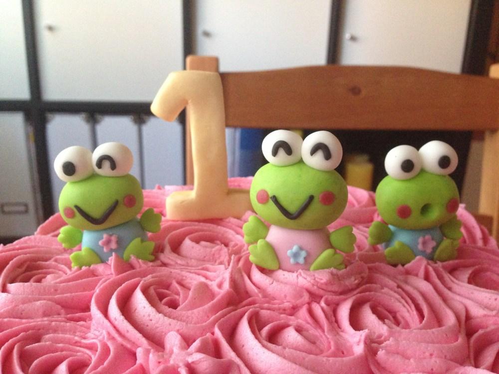 Födelsedagstårtor & Cupcakes Till Elina (2/3)